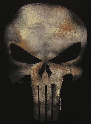 The Punisher - emblem                                                                                                                                                                                 More
