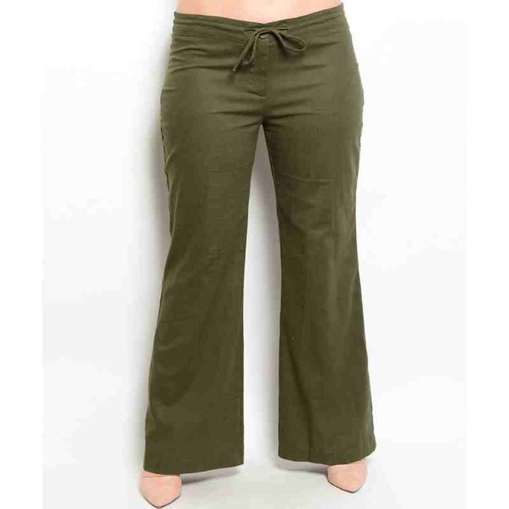OLIVE PLUS SIZE PANTS SALE: $19.20 http://www.curvyclothing.com.au/index.php?route=product/product&path=59_61&product_id=8646