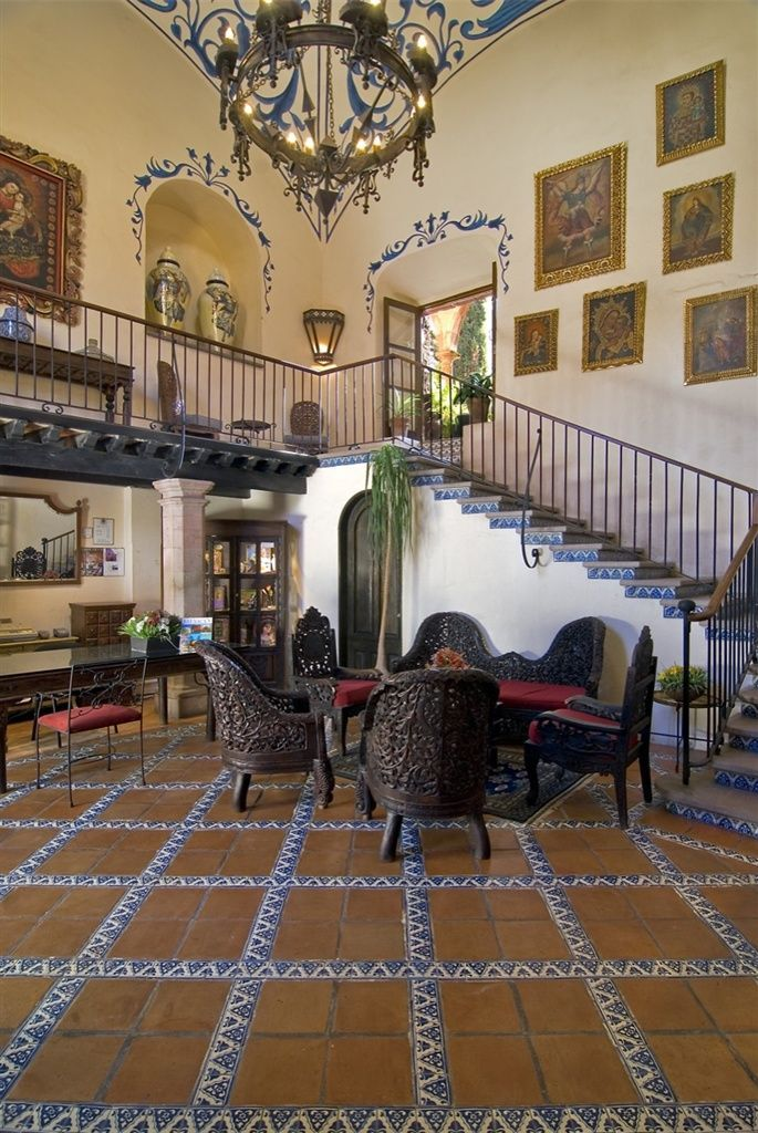 Casa Rosada is a 4-star exclusive property in the heart of San Miguel de Allende. Description from booked.net. I searched for this on bing.com/images