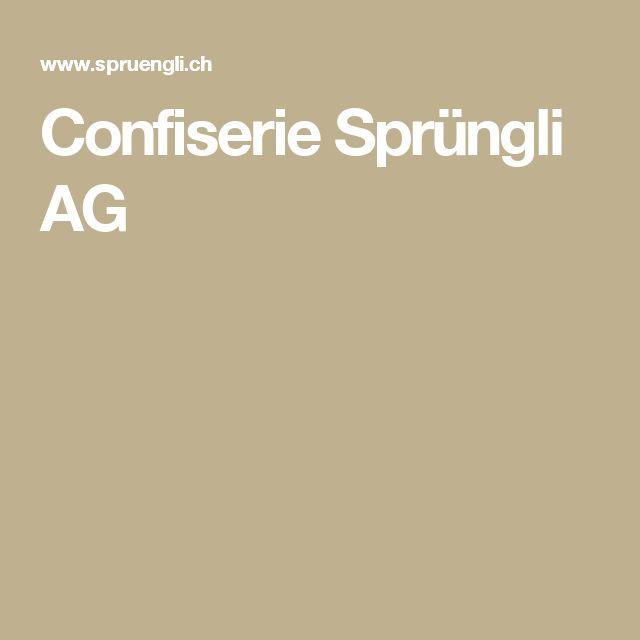 Confiserie Sprüngli AG
