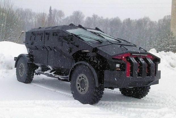 Kamaz Falcatus Russian Federal Security Vehicle Vehicles Military Vehicles Armored Vehicles