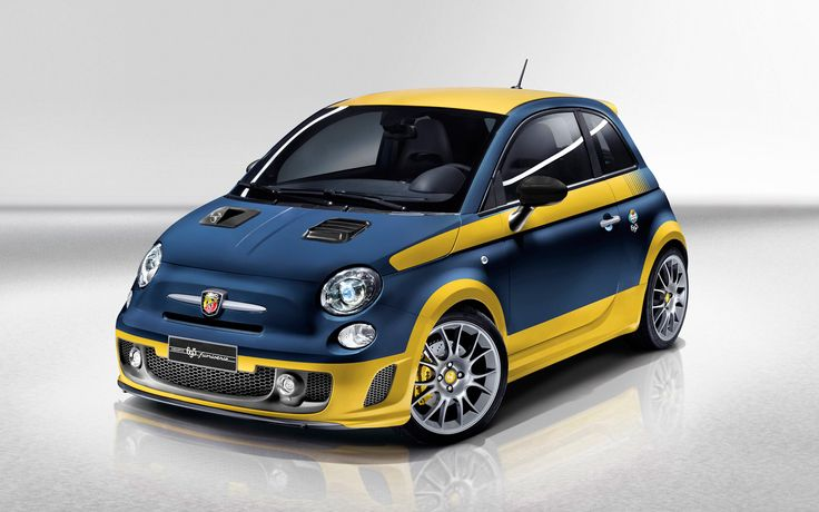 Like the funky little Fiat 500 Abarth 695 Fuori?