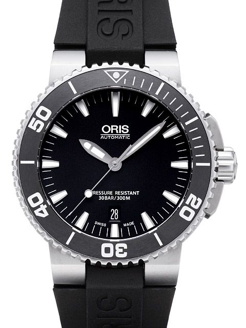 Oris Aquis Date 43mm 01 733 7653 4154-07 4 26 34EB