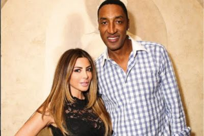 Larsa Pippen's Estranged Husband Scottie Pippen Gets Pulled Over For Speeding And Driving Without A License Amid Divorce Drama!