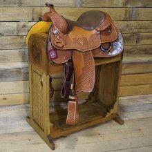 HOBBY HORSE PRO SHOP reining saddle