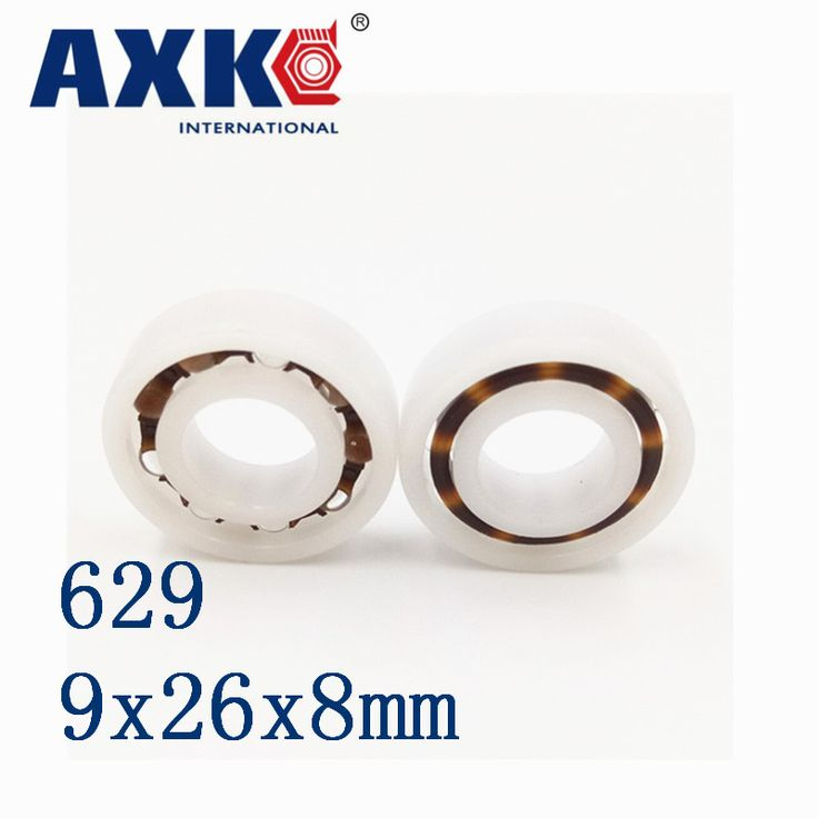 2018 Special Offer Sale Rolamentos Thrust Bearing Axk 629 Pom (10pcs) Plastic Ball Bearings 9x26x8mm Glass Balls 9*26*8mm. Yesterday's price: US $21.87 (17.88 EUR). Today's price: US $20.56 (16.83 EUR). Discount: 6%.