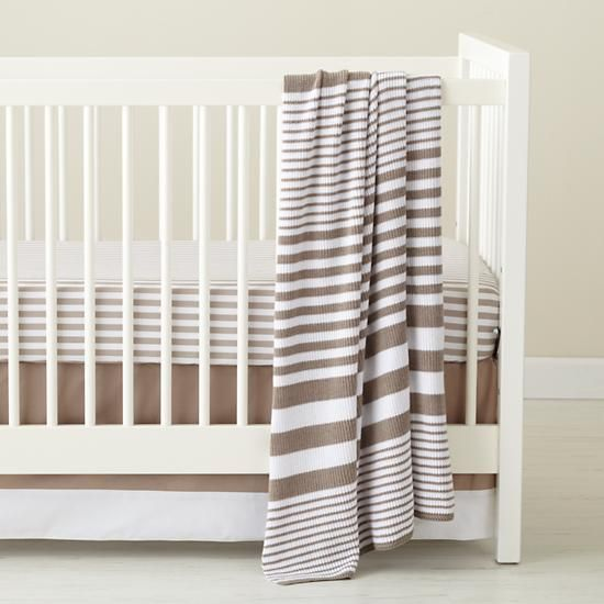 """with the green?? and then a nice pop of like robin egg/""""tiffany"""" blue?? thought it would go w the brown/beige you haft deal w too Baby Crib Bedding: Baby Khaki Floral Print Crib Bedding in Crib Bedding Collections 
