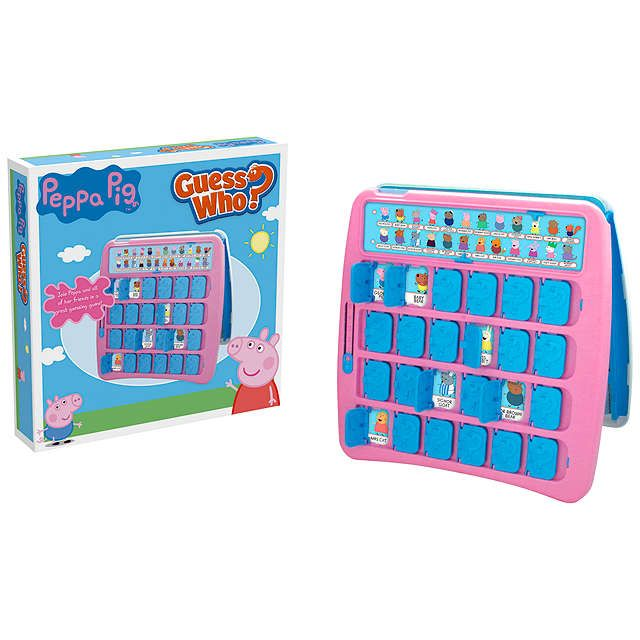 BuyPeppa Pig Guess Who? Game Online at johnlewis.com