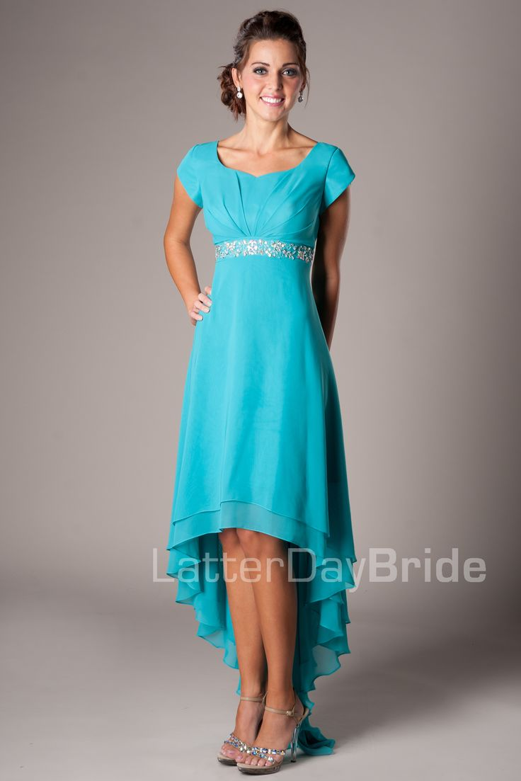 1000  images about Modest Formal Dresses on Pinterest - Sleeve ...
