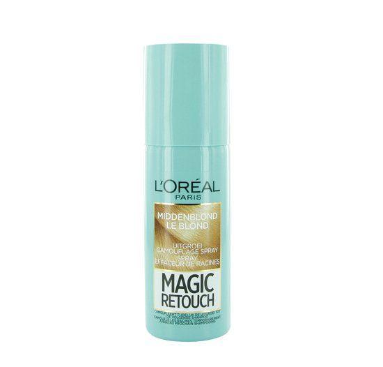 L'Oréal Paris Magic Retouch 5 Middenblond - Uitgroei camoufleerspray