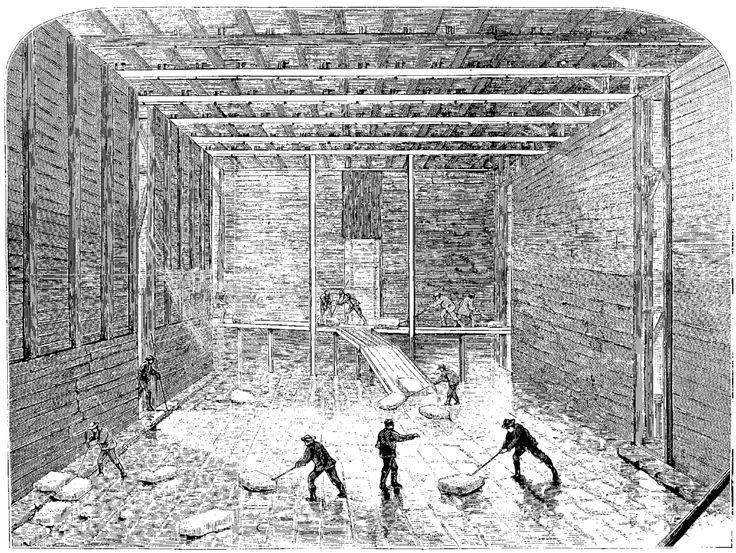 ice warehouse - Google Search