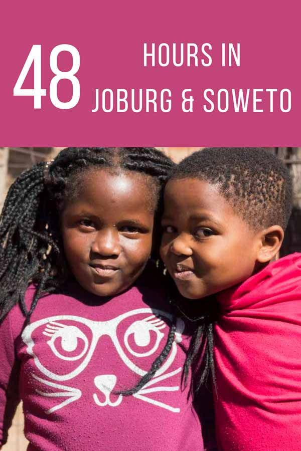 Are you planning to visit Johannesburg & Soweto? Here are our favourite things to do in Johannesburg and Soweto and what to do if you're spending 48 hours in Soweto! Including our fave Soweto hostel and bike tour!
