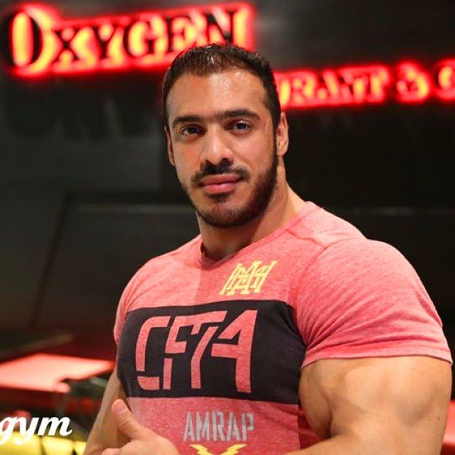 Arab bodybuilder   Middle Eastern Bodybuilders   Pinterest ...