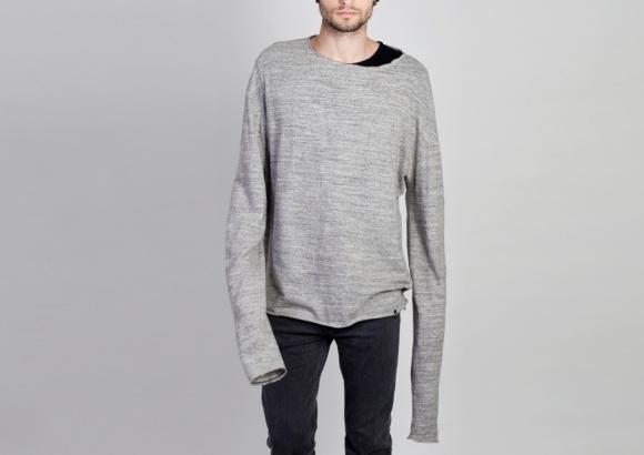 Superlongsleeve summer sweater