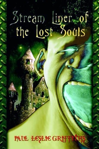 Stream liner of the Lost souls  6 book series , Horror meets wise cracks  www.streamlinerseries.co.uk