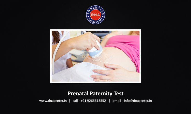 DDGC provide Prenatal Paternity Test