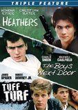 Heathers/The Boys Next Door/Tuff Turf [2 Discs] [DVD], 16548121