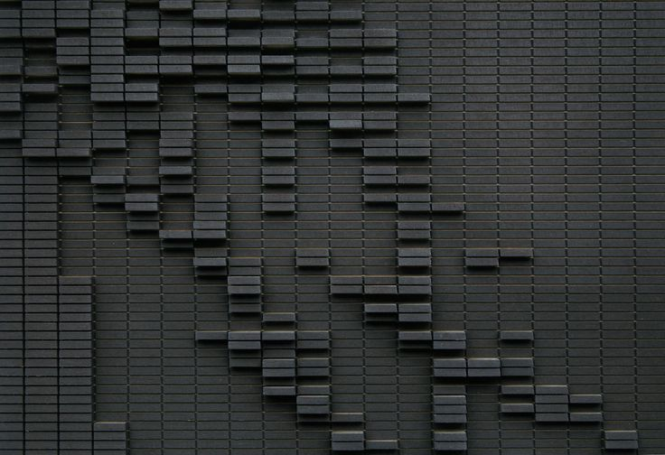 Parametric Design for Brick Surfaces — Zwarts & Jansma Architects