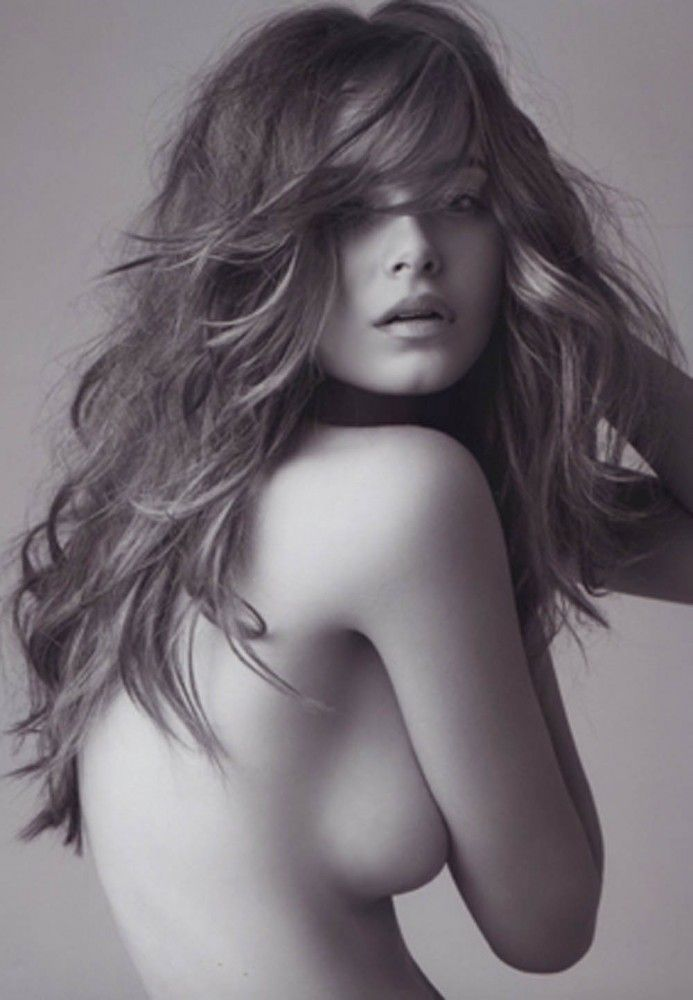 Bridget Malcolm, Australian Fashion Model.