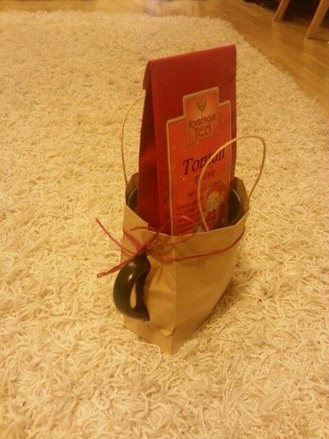 A lovely christmas mug!