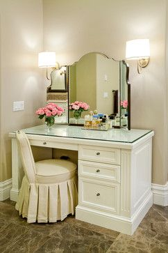 Gallery For Website Tri Fold Vanity Mirror Design Ideas Pictures Remodel and Decor