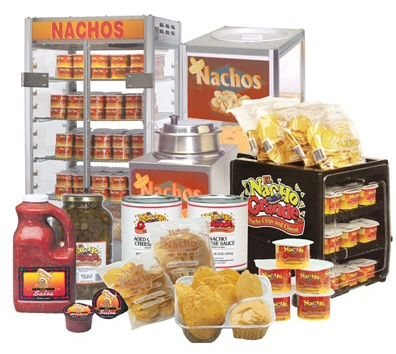 Gold Medal Products – Nachos for movie theater Gold Medal Products – Nachos for movie theater