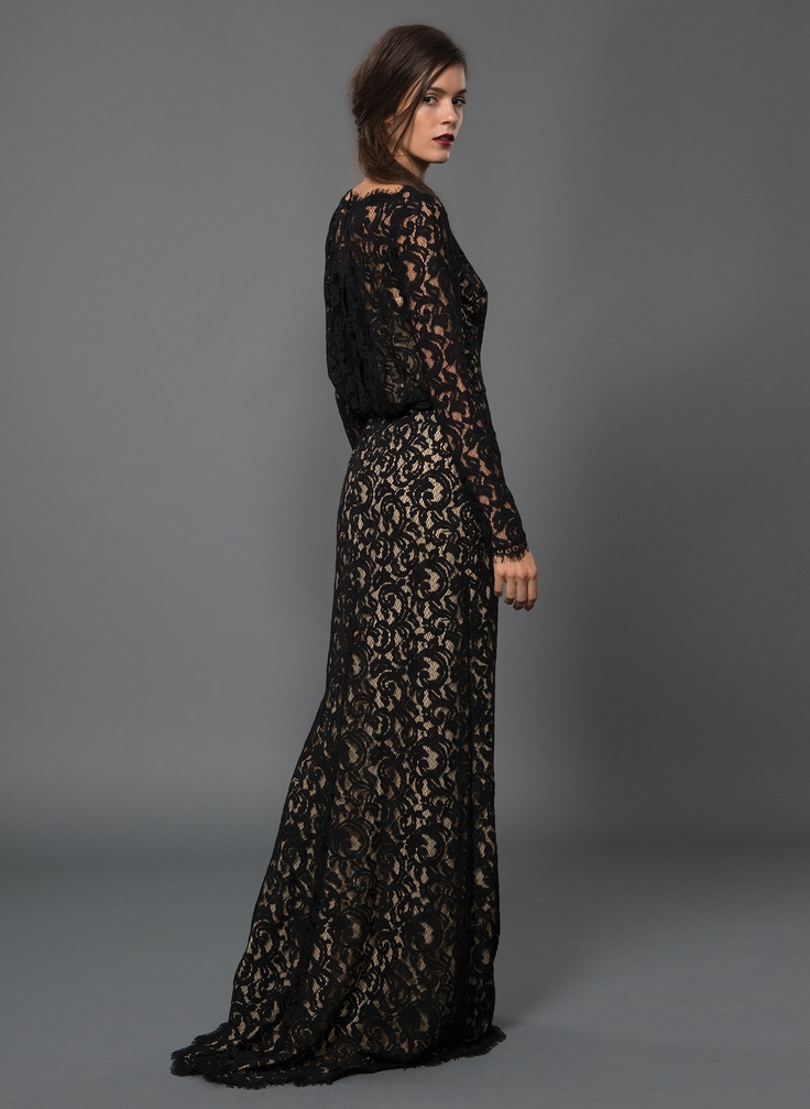 1000  images about Prom on Pinterest  Sleeve Gowns and Couture style