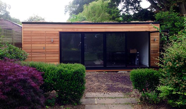 78 images about garden rooms with seperate shed store on for Garden rooms london