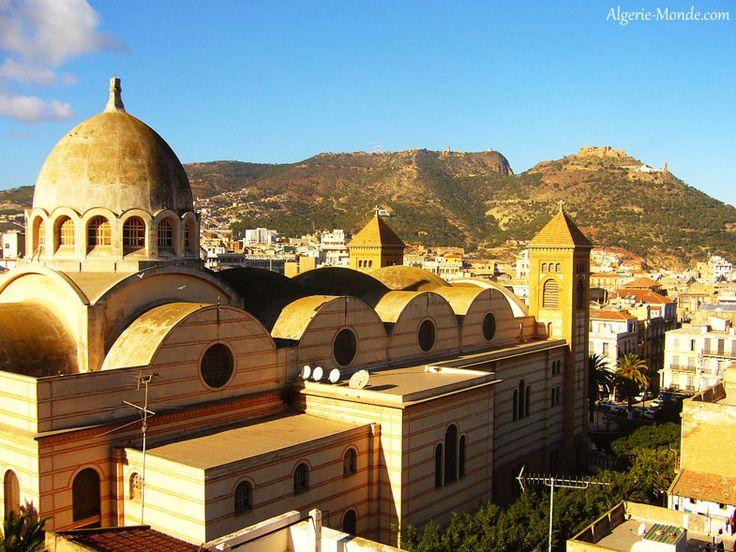 Cathédrale Sacré Coeur Oran