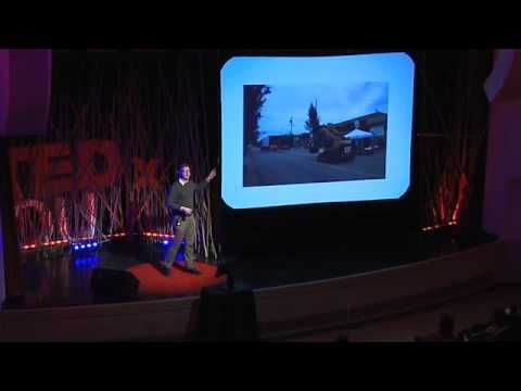 TEDxOU - Jason Roberts - How To Build a Better Block