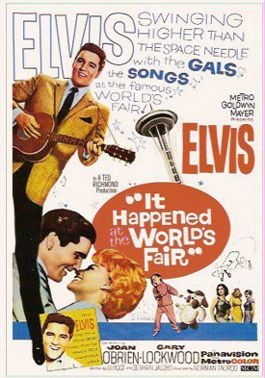 It Happened At The World's Fair    Elvis Movie #12  Metro-Goldwyn-Mayer | 1963