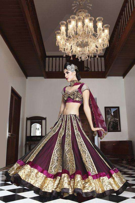 Nivedita Saboo Look Book 2013 Indian & Western Wear by Sara Capela, via Behance