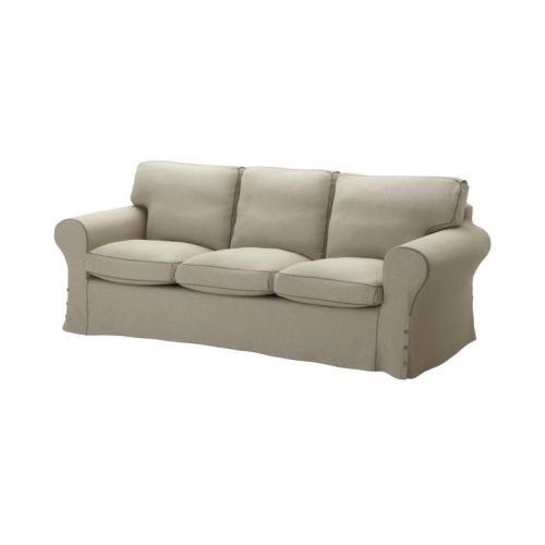 EKTORP Κάλυμμα τριθέσιου καναπέ, Risane φυσικό U20ac219,00. Ikea  CouchSofabezügeEktorp SofabezugWohnzimmer MöbelWohnzimmerSchonbezügeSetztFabric  ... Awesome Ideas