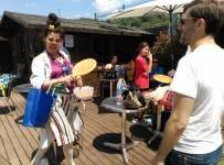 Doctores Sonrisas de la Fundación Theodora en Torneo Solidario Mama Natura