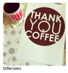 Avani's Online Shop: OceanSeven's Clothing - Coffe Lovers