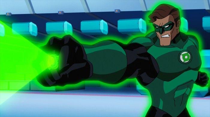 Green Lantern: First Flight - Hal Jordon