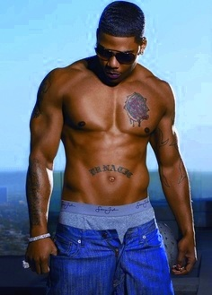To much definition = ewww  Nelly = just right