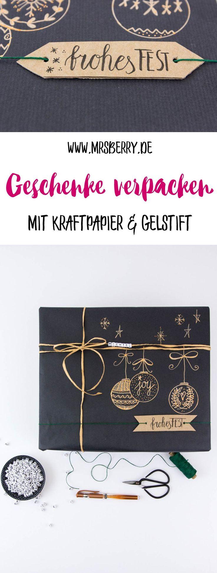 176 besten geschenke verpacken bilder auf pinterest. Black Bedroom Furniture Sets. Home Design Ideas