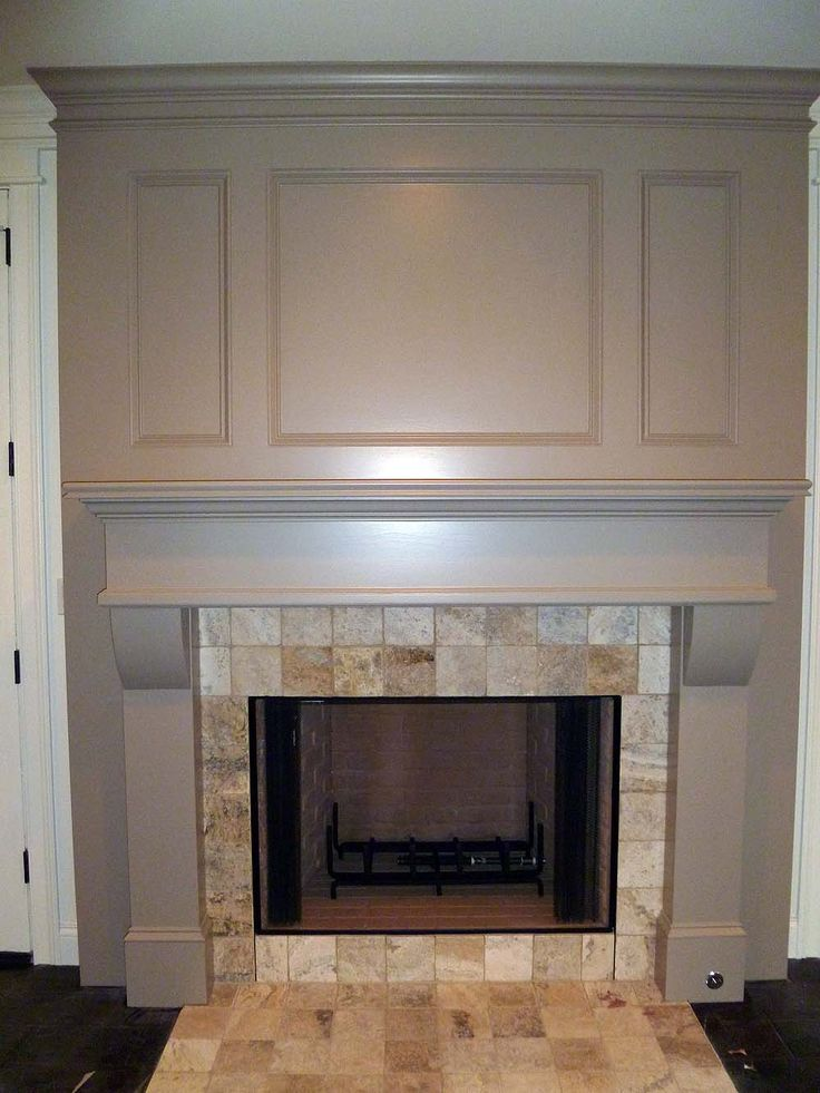 fireplace-fronts | Custom Homes by Tompkins Homes and Development