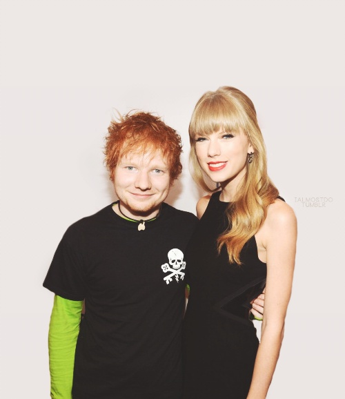 why aren taylor swift and ed sheeran dating If you're new, subscribe → many of taylor swift's squad members have come and gone over the years, but there are a se.