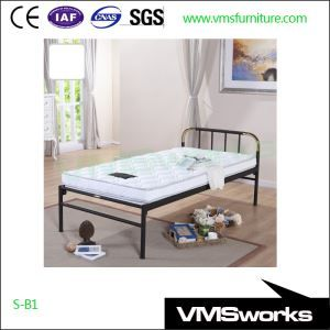 China cheap iron full size metal single bed frames, Cheap Single Bed Frames, Metal Single Bed, Iron Bed Frames, Metal Full Bed Frame, Full Size Bed,Suppliers, Manufacturers, China, Customized, Factory, Best Price.