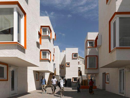 Centre Village | Winnipeg, Manitoba, Canada | 5468796 Architecture