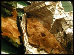 Foil Wrapped Chicken - Baked Or Fried Recipe - Chinese.Food.com: Food.com