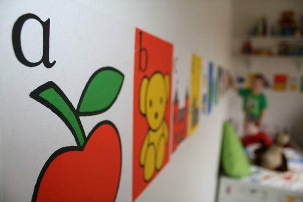 I Have My Old Dick Bruna Wall Friezes From The 70S Loved -6633