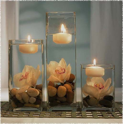Floating Candle Centerpiece Ideas: Best 25+ Tall Vases Ideas On Pinterest