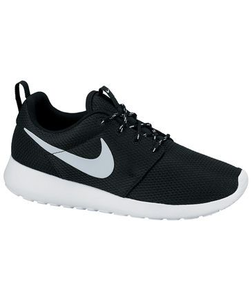 Nike Sneakers Schwarz Damen