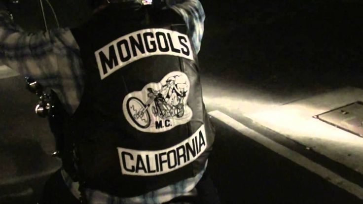 Mongols Mc Wallpapers - Mongols MC - Support The Black & White - YouTube