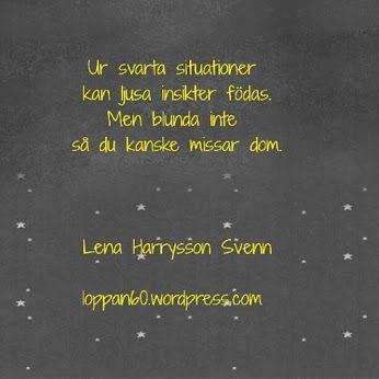Lena Harrysson Svenn - Google+