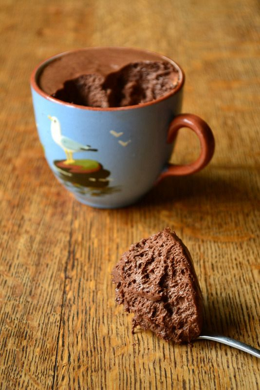 dairy free chocolate mousse!