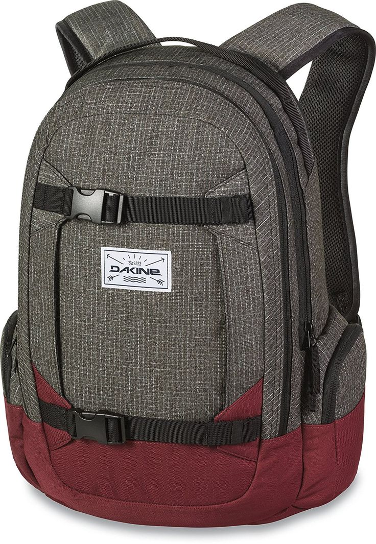 Dakine Mission Backpack >>> Wow! I love this. Check it out now! : Backpacking backpack